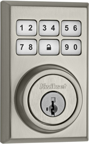 Bump Proof Keyless Lock