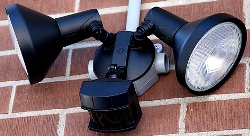 Outdoor Security Lighting That Is Motion Activated