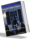 The Book Cover for a Special Insiders Report