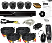 CCTV Video Surveillance System